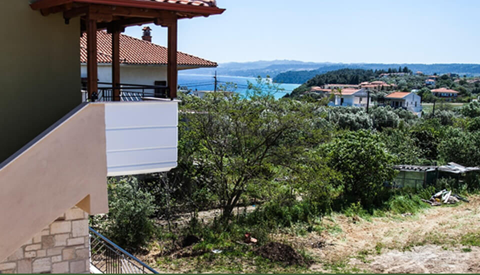 Fully equipped accomodation Athitos Kassandra Chalkidiki